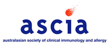 The Australian Society of Clinical Immunology and Allergy