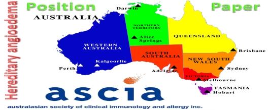 A.S.C.I.A. – Angioedema ereditario