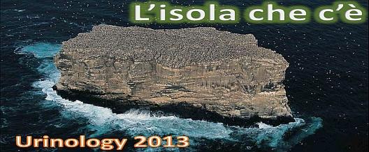 Urinology: L'isola che c'è