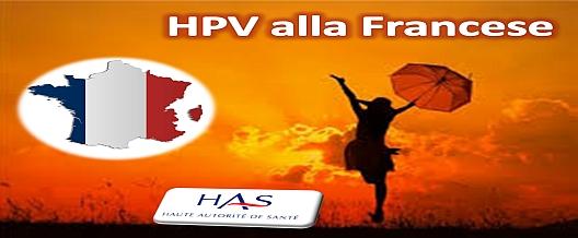 HPV alla Francese