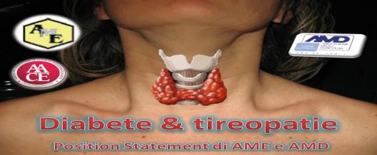 Diabete & Tireopatie – Position Statement di AME e AMD