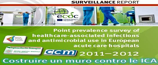 Costruire un muro contro le ICA (infezioni correlate all'assistenza)