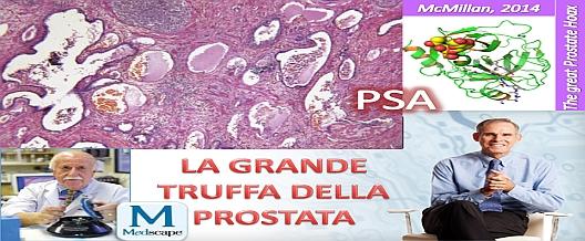 La Grande Truffa Della Prostata