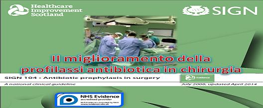 NICE – Il Miglioramento della Profilassi Antibiotica in Chirurgia