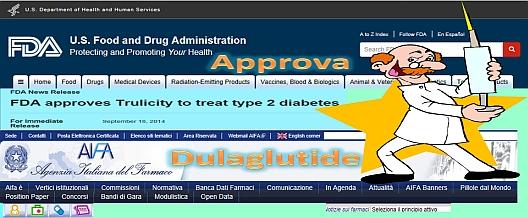 FDA: ok per il Dulaglutide