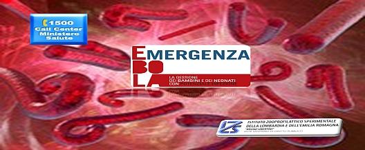 Ebola. Ci siamo, primo caso in Italia.