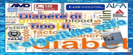 Management e Algoritmi per il diabete tipo II