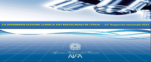 AIFA Sperimentazioni cliniche