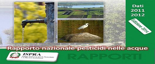 Pesticidi & inquinamento delle acque. Il Punto.