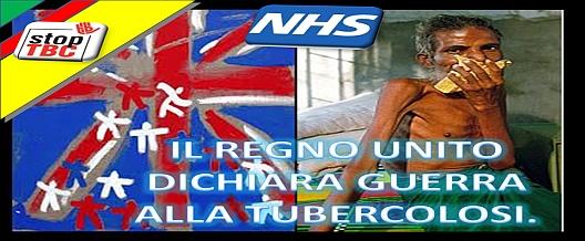 Il Regno Unito Dichiara Guerra Alla Tubercolosi