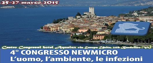 4° Congresso NewMicro a Bardolino