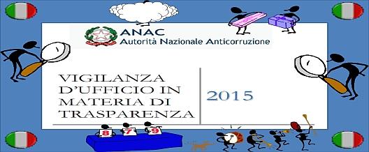 Anticorruzione. ANAC Report 2015