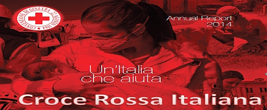 Croce Rossa Italiana. Annual Report 2014