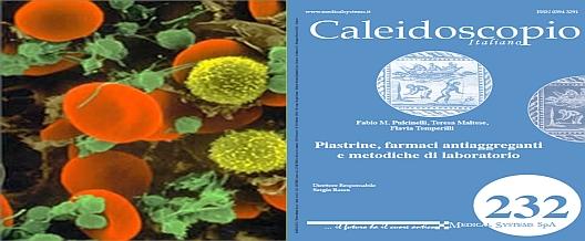 Piastrine, antiaggreganti & metodiche di laboratorio