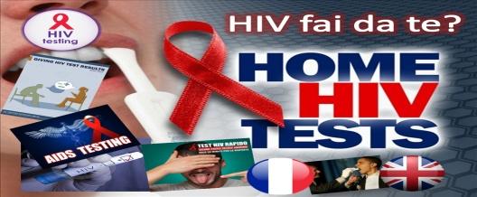 HIV, test fai da te?