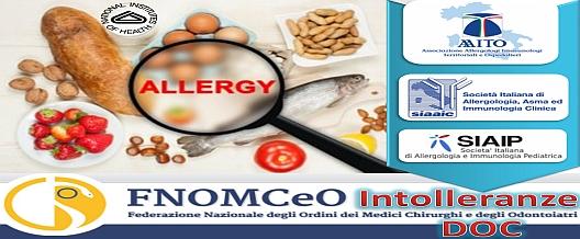 Intolleranze (e allergie alimentari) DOC