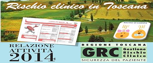 Rischio clinico in Toscana