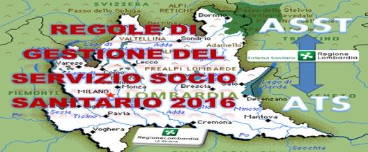 Lombardia: New Deal in Sanità