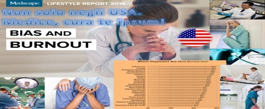 Non solo negli USA. Medice, cura te ipsum!