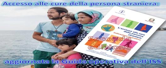 Accesso alle cure della persona straniera