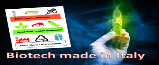 Biotech made in Italy