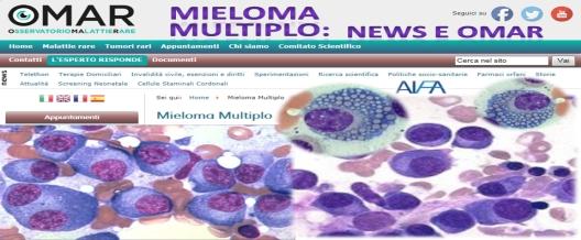 Mieloma Multiplo News & OMAR