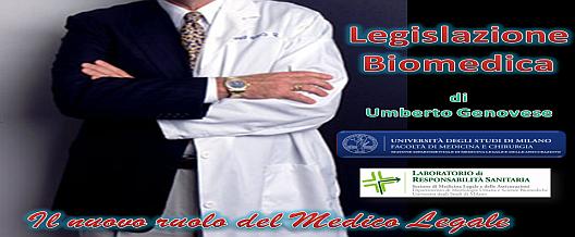 Legislazione Biomedica