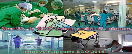 Sanità: le SDO come unità di misura