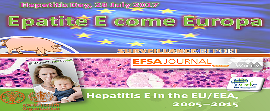Epatite E, come Europa