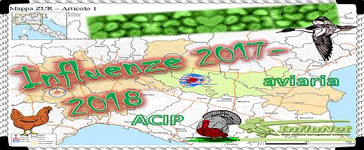 Influenze 2017 – 2018