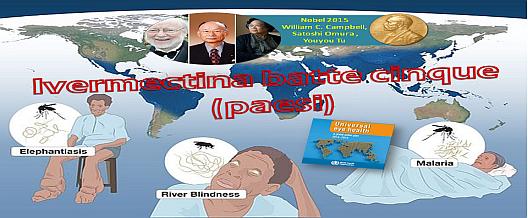 Ivermectina batte cinque (paesi)