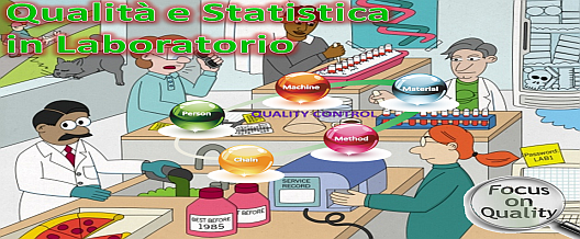 Qualità e Statistica in Laboratorio