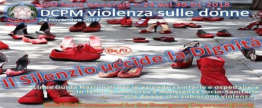 Linee guida contro la violenza sulle donne