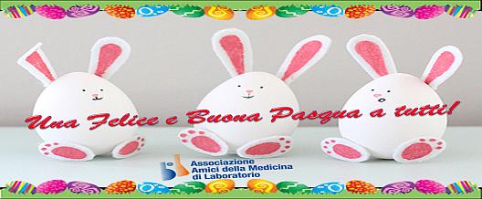 Una Felice e Buona Pasqua a tutti!