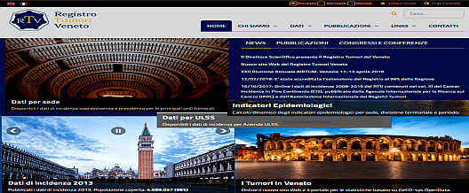 Online il Registro tumori più grande: è del Veneto