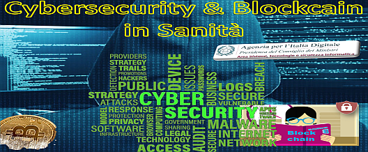 Cibersecurity & Blockchain in Sanità