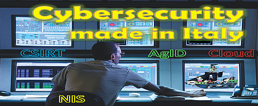 Cybersecurity made in Italy