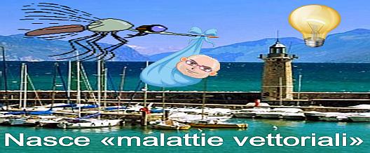"Nasce "" Malattie Vettoriali"""