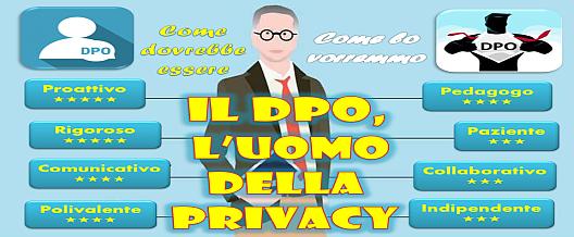 Il DPO, L'uomo della Privacy