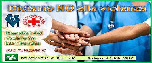 Diciamo NO alla Violenza