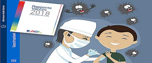 Rapporto Vaccini 2018