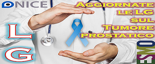 Aggiornate le linee guida per il tumore prostatico