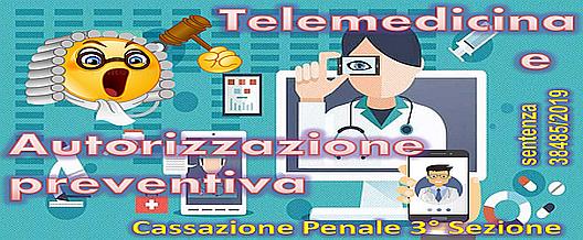 Telemedicina & Autorizzazione Preventiva