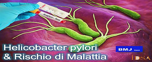 Helicobacter pylori  e Rischio di Malattia