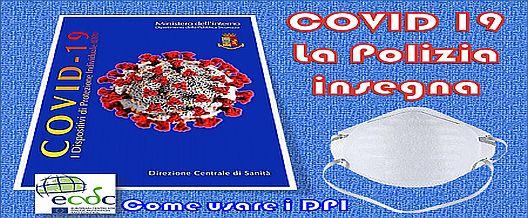 COVID La Polizia Insegna