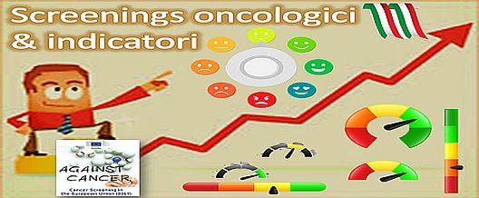 Screening oncologici & indicatori