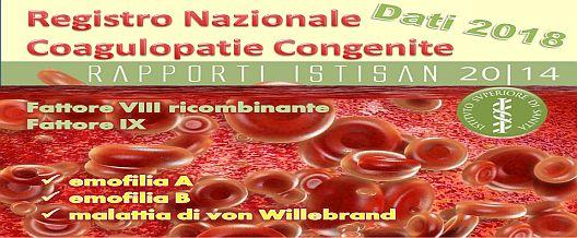 Registro Nazionale Coagulopatie Congenite