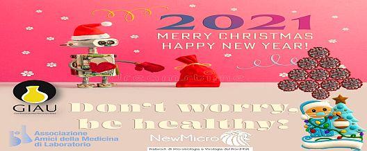 Auguri di Buon Natale e Buon Anno