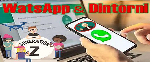 WhatsApp e dintorni