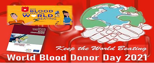 World Blood Donor Day 2021